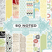 So Noted 6x6 Paper Pad