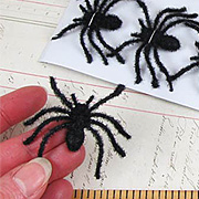 Mini Spiders