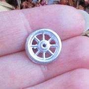 1/2 Inch Metal Spoked Wheels - Set of 4