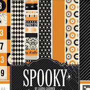 Spooky 12x12 Collection Kit