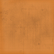 Halloween Spotty Orange Scrapbook Paper