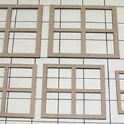 Windows 4 Panel Square