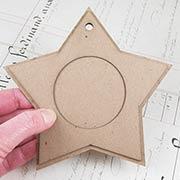 Ornament Frame Set - Star