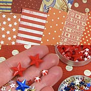 Stars, Dots & Stripes FREE Gift Kit - SOLD OUT