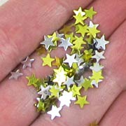 5mm Star Sequins