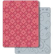 Stars & Swirls Embossing Folder Set
