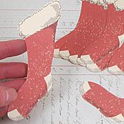 Santas Stocking Tags
