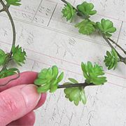 Mini Succulent Garland