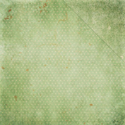 Double Dot Vintage Sweet Pear Scrapbook Paper
