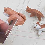 Mini Tabby Cat Set