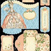 Gilded Lily Die-Cut Cardstock Tags & Pockets