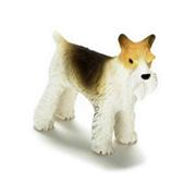 Fox Terrier Standing Dog