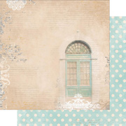 The Avenues Home Scrapbook Paper