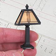 Craftsman Tiffany Desk Lamp