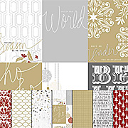 Tinsel & Company 12x12 Collection Pack