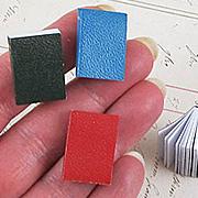 Set of Miniature Books