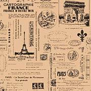 7 Gypsies - Collage Tissue - Paris