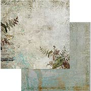 Tranquility Patience Scrapbook Paper