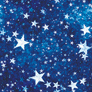 Under the Stars Scrapbook Paper