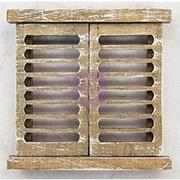 Memory Hardware - Venetian Square Shutters