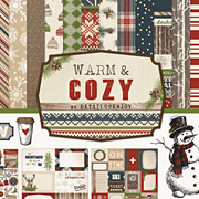 Warm & Cozy 12x12 Collection Kit