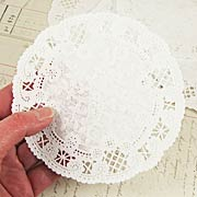 5 Inch French Doilies*