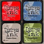 Distress Mini Ink Kit - Kit 5 - Winter