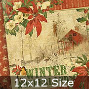 Winter Wonderland 12x12 Paper Pad