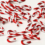 Mini Candy Canes