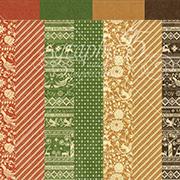 Winter Wonderland 12x12 Patterns & Solids Pad