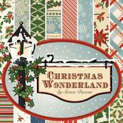 Christmas Wonderland 6x6 Paper Pad