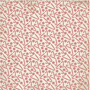 Christmastime Peppermint Scrapbook Paper